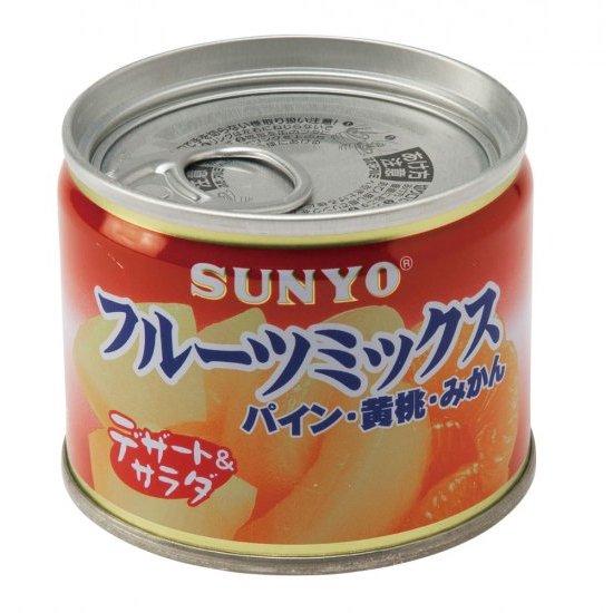 フルーツミックス 24缶入×2箱