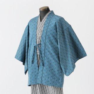 茶羽織 麻の葉