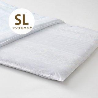 ポリ/綿 敷布団カバー 横開き三本ひも 中国製 10枚セット