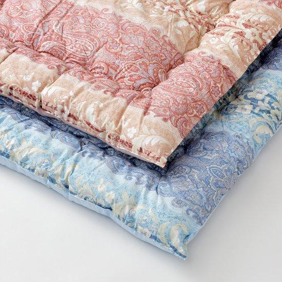 肌掛布団 天然繊維メキシコ綿 日本製
