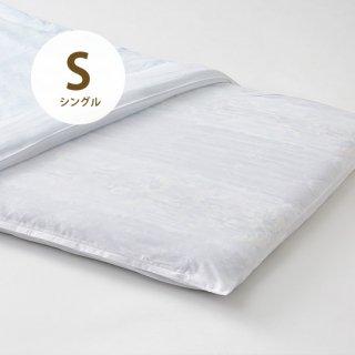 ポリ/綿 敷布団カバー シングル 中国製 10枚セット