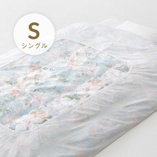 ポリ/綿ネット張り シングル 日本製