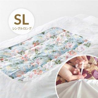 ポリ/綿テレビ型(ネット無し)シングルロング 日本製