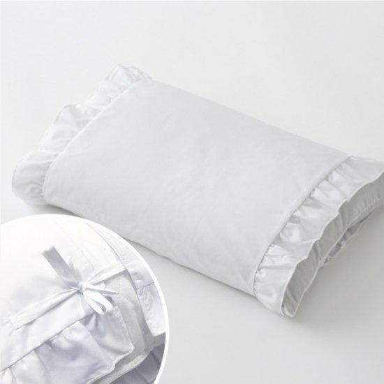 枕カバー ひもつき 43x63枕用