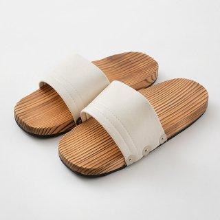 外出用・散策用お履き物 高級焼き入れ自然木使用