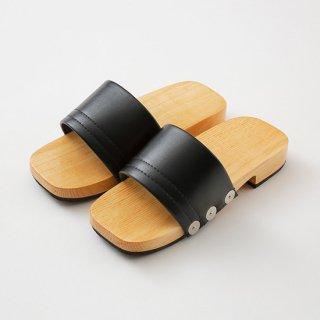 外出用・散策用お履き物 硬質自然木使用