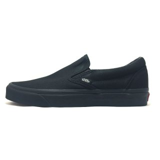 VANS / CLASSIC SLIP ON / Black×Black