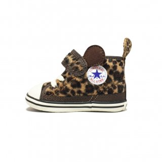 converse / BABY ALL STAR N MINILEOPARD V-1 / Brown
