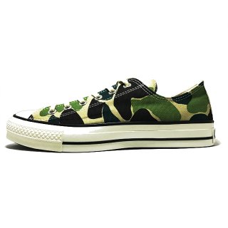 converse / ALL STAR J 83CAMO OX / Olive