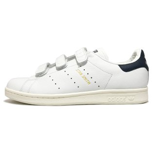 adidas / STAN SMITH CF / FtwWhite×C.Navy×C.White