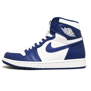NIKE / AIR JORDAN 1 RETRO HIGH OG / White×StormBlue