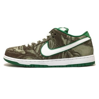 NIKE / DUNK LOW PREMIUM SB / Khaki×White-PineGreen