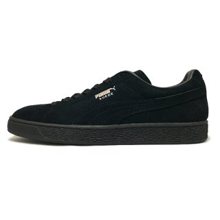 PUMA / SUEDE CLASSIC+ / Black×DarkShadow