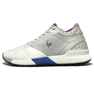 le coq sportif / OMICRON RIPSTOP / OpticalWhite×Galet