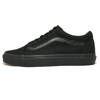 VANS / OLD SKOOL / Black×Black