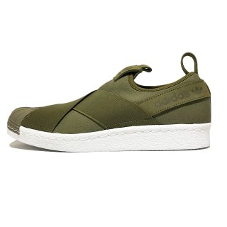 adidas / SUPERSTAR SlipOn / T.Olive×T.Olive×FtwWhite