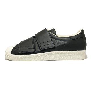 adidas / SS 80s VELCRO W / C.Black×C.Black×Linen
