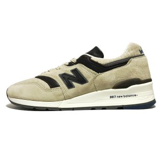 new balance / M997 / Beige×DarkBrown
