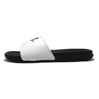 NIKE / BENASSI JDI MISMATCH / Black×White