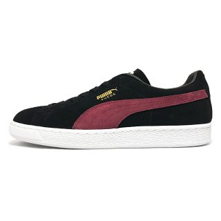 PUMA / SUEDE CLASSIC+ / PumaBlack×Tibetanred<img class='new_mark_img2' src='https://img.shop-pro.jp/img/new/icons41.gif' style='border:none;display:inline;margin:0px;padding:0px;width:auto;' />