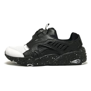 PUMA / DISC BLAZE Frosted / PumaWhite×PumaBlack×PumaBlack<img class='new_mark_img2' src='https://img.shop-pro.jp/img/new/icons41.gif' style='border:none;display:inline;margin:0px;padding:0px;width:auto;' />