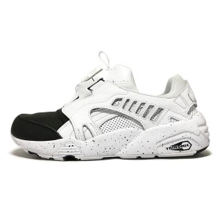 PUMA / DISC BLAZE Frosted / PumaBlack×PumaWhite×PumaWhite<img class='new_mark_img2' src='https://img.shop-pro.jp/img/new/icons41.gif' style='border:none;display:inline;margin:0px;padding:0px;width:auto;' />
