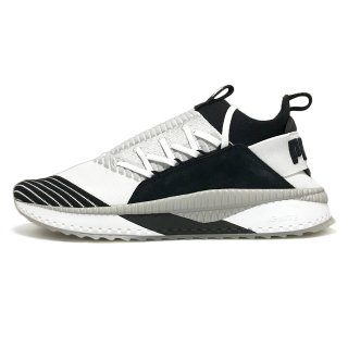 PUMA / TSUGI JUN Cubism / White×Black×GrayViolet