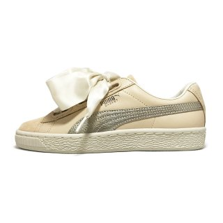 PUMA / BASKET HEART UP WMNS / NaturalVache