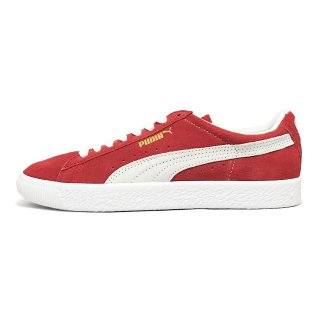 PUMA / Suede 90681 / RibbonRed×PumaWhite<img class='new_mark_img2' src='https://img.shop-pro.jp/img/new/icons41.gif' style='border:none;display:inline;margin:0px;padding:0px;width:auto;' />