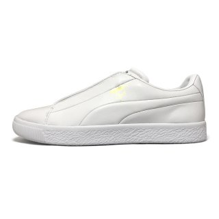 PUMA / Clyde Fashion Lthr / PumaWhite×PumaWhite<img class='new_mark_img2' src='https://img.shop-pro.jp/img/new/icons41.gif' style='border:none;display:inline;margin:0px;padding:0px;width:auto;' />