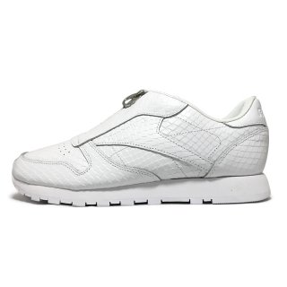 Reebok / CL LEATHER ZIP / White