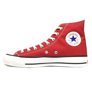 converse / ALL STAR J HI CANVAS / Red