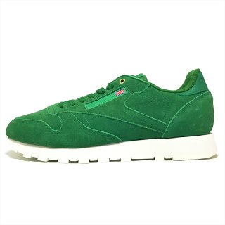 Reebok / CL LEATHER MCC / FernGreen×Chalk