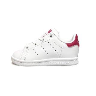 adidas / STAN SMITH I / FtwWhite×FtwWhite×B.Pink