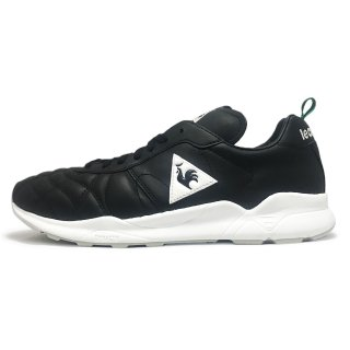 le coq sportif / PLUME X RUN / Black×White<img class='new_mark_img2' src='https://img.shop-pro.jp/img/new/icons31.gif' style='border:none;display:inline;margin:0px;padding:0px;width:auto;' />