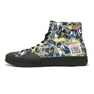 VISION STREET WEAR / CANVAS HI / Black