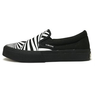 VISION STREET WEAR / CANVAS SLIP-ON / Gator