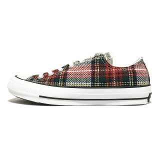 converse / ALL STAR WOOLCHECK OX / White