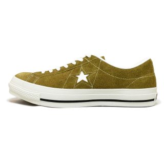 converse / ONE STAR J SUEDE / Olive<img class='new_mark_img2' src='https://img.shop-pro.jp/img/new/icons31.gif' style='border:none;display:inline;margin:0px;padding:0px;width:auto;' />