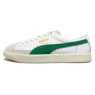 PUMA / Basket 90680 / PumaWhite×AmazonGreen<img class='new_mark_img2' src='https://img.shop-pro.jp/img/new/icons31.gif' style='border:none;display:inline;margin:0px;padding:0px;width:auto;' />