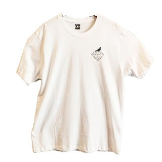 STAPLE / STAPLE×Diamond Supply Tee / White