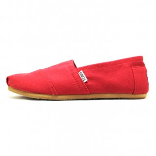 TOMS / M CLSC CANVAS / Red