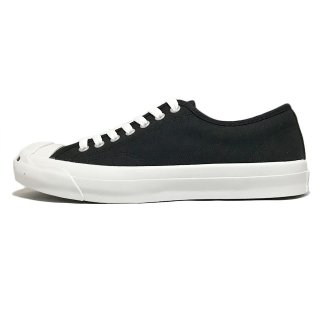 converse / JACK PURCELL CANVAS / Black