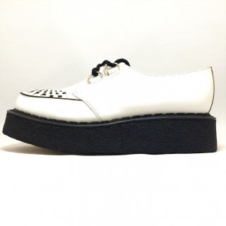 George Cox / 3588 / White Leather