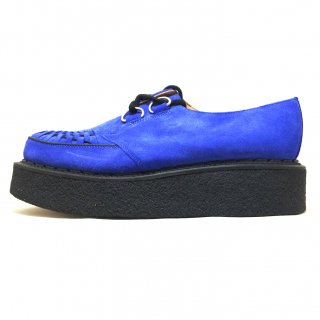 George Cox / 3588 / Royal Blue Suede