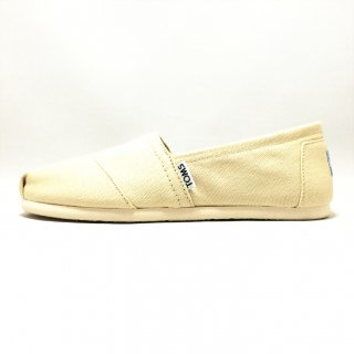 TOMS / WOMENS CLASSIC CANVAS / Natural
