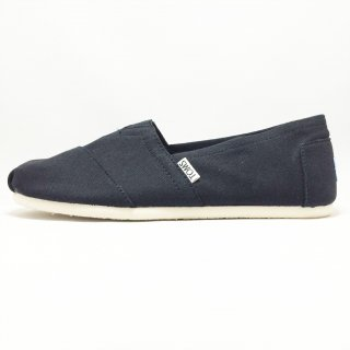 TOMS / WOMENS CLASSIC CANVAS / Black