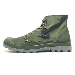 PALLADIUM / Pampa Puddle Lite WP MENS / RacingGreen×Metal