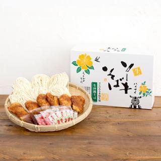 ソーキそば 生麺6食セット【送料無料】