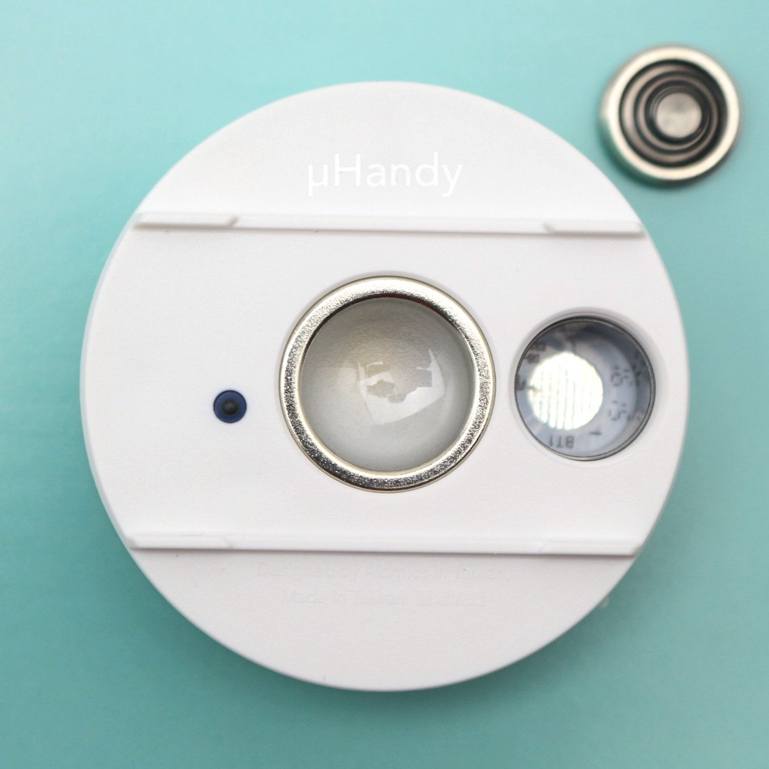 Aidmics Biotechnology スマホ顕微鏡 μHandy Basic & 高倍率レンズクリップセット【画像40】